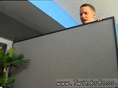 Gay twink gaping ass movietures Bryan Slater Caught Jerking