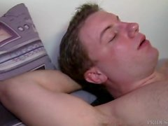 ExtraBigDicks Str8 Guy Takes Thick Cock