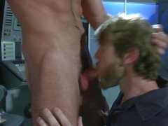 Billy Santoro & Colby Keller