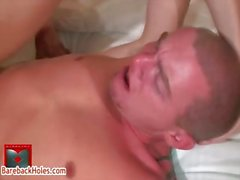 Sage Daniels and Shane Stone in gay