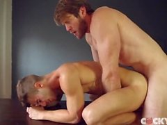 Colby Keller Fucks Allen King