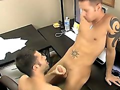 Hot gay scene Poor Tristan Jaxx is stuck helping, but he kno