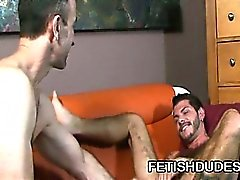 Horny guy Steven Richards wants to put his dick inside