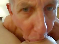 Horny old cocksucker