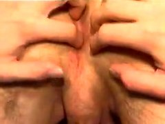 Two pretty boy twinks suck cock and bareback ride