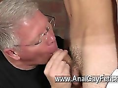 Gay XXX Spanking The Schoolboy Jacob