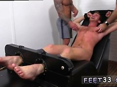 Staxus gay porn Connor Maguire Jerked & Tickle d