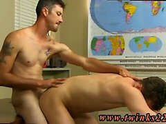 Young gay twink wrestling Danny Brooks finds his student, Ma